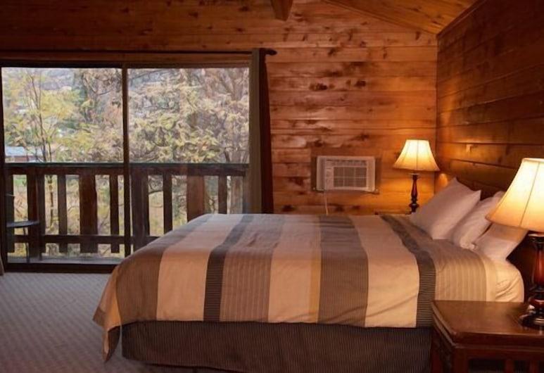 Virginian Resort, Winthrop, Camera Standard, 1 letto king, Camera