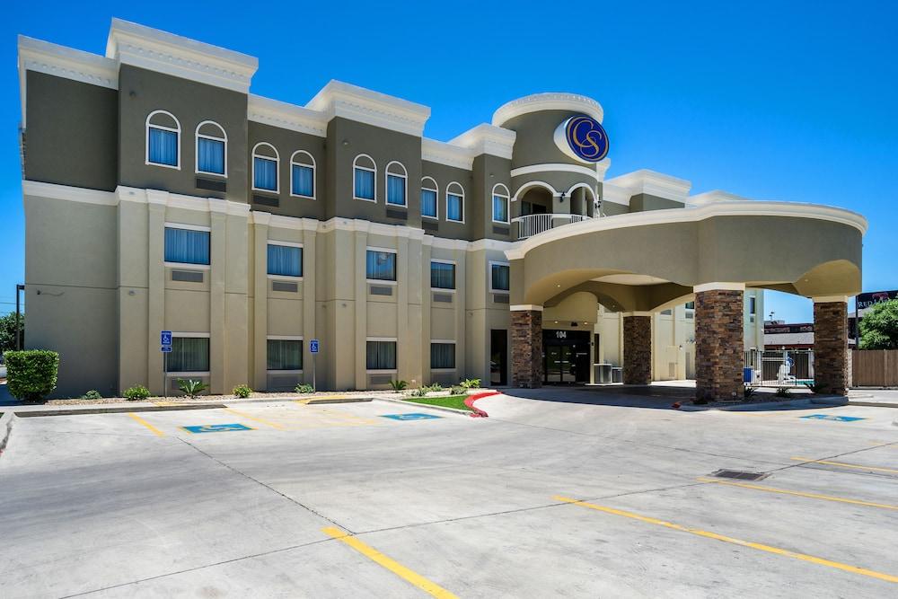 德州州立大學附近凱富套房酒店, San Marcos