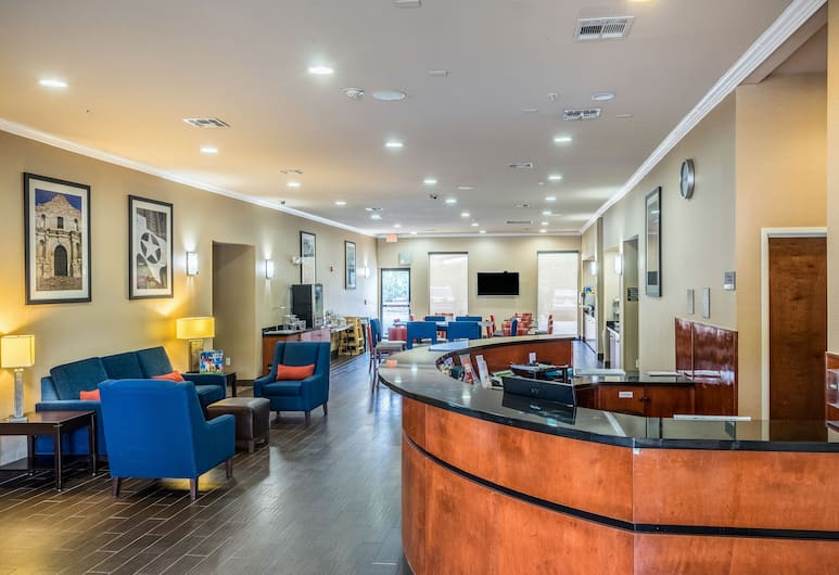 Comfort Suites Near Texas State University, San Marcos, Lobby