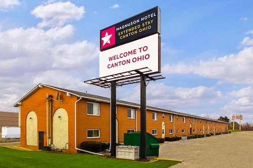俄亥俄坎頓長住飯店