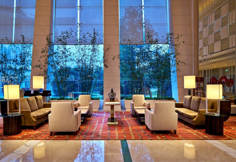 上海復旦皇冠假日酒店, 上海, 大廳