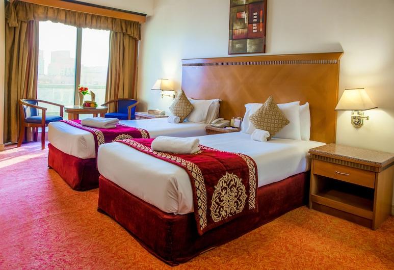 Ramee Guestline Hotel, Dubajus, Liukso klasės kambarys, Svečių kambarys
