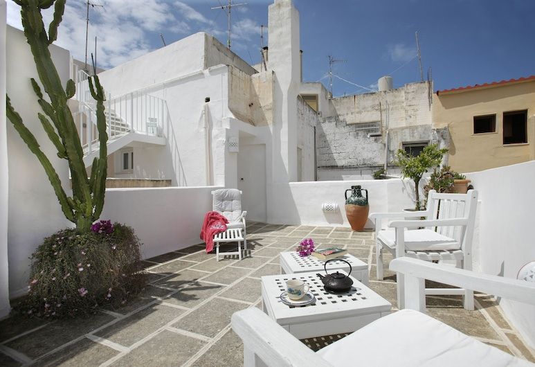 Relais Corte Palmieri, Gallipoli, Terraza o patio