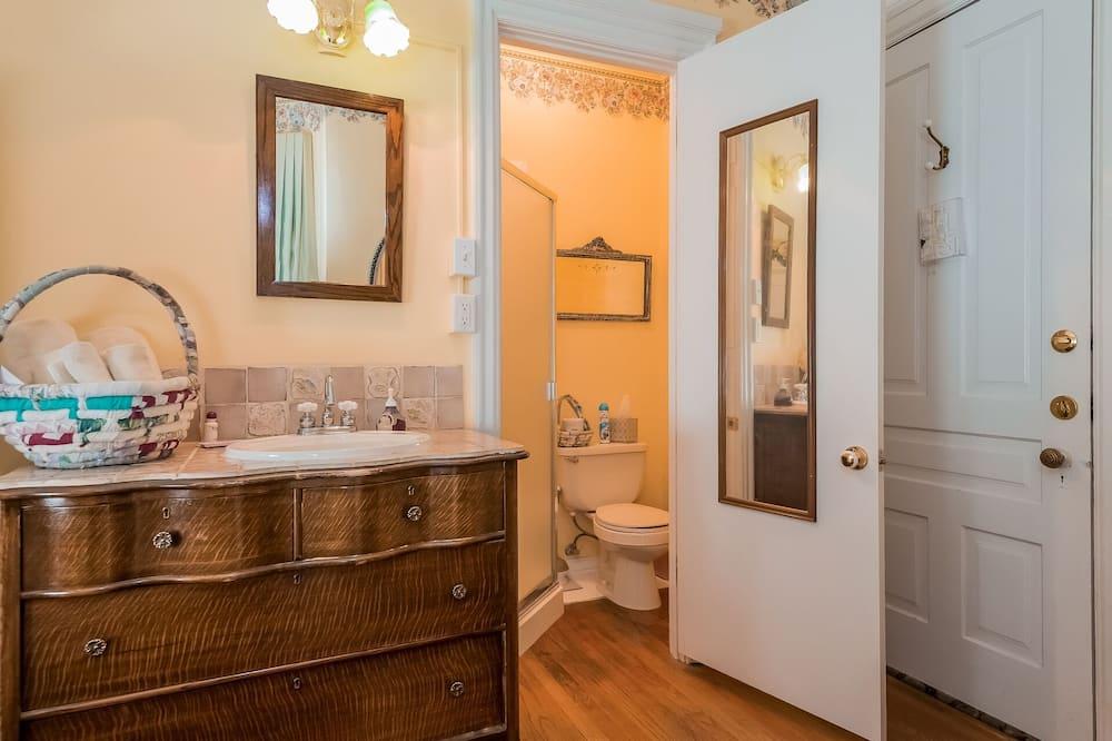 Deluxe Δωμάτιο, 1 Queen Κρεβάτι (Duchess Chambers) - Μπάνιο