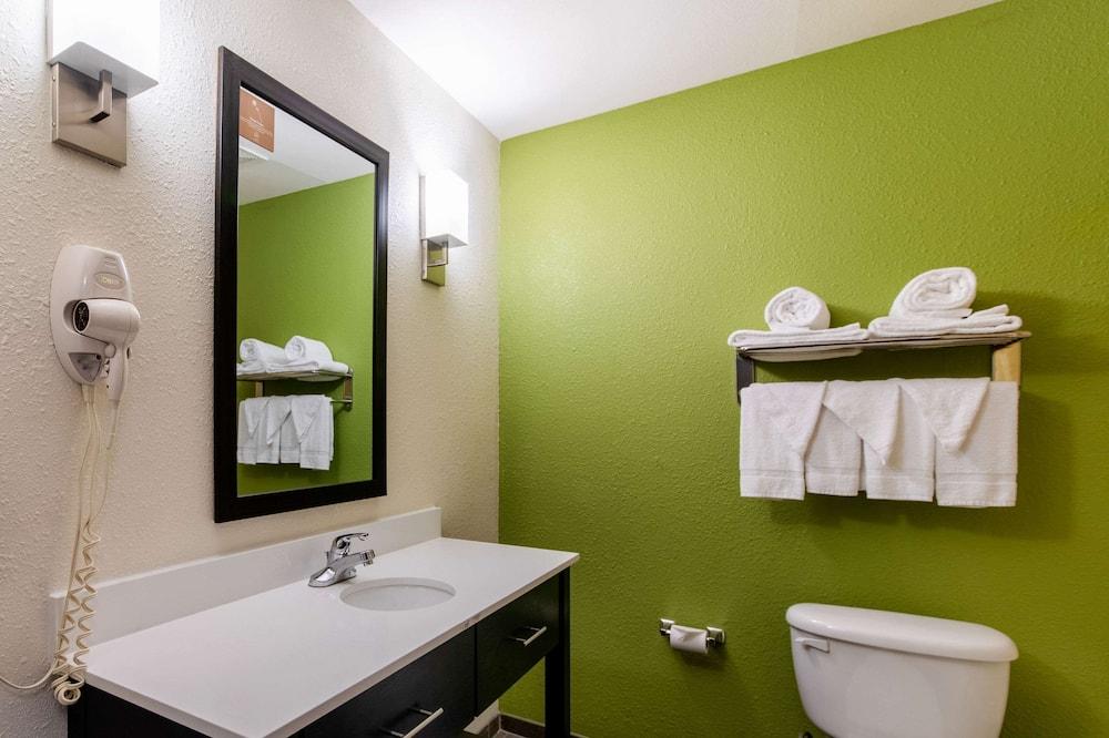 Dobbeltværelse - 2 dobbeltsenge - ikke-ryger - Badeværelse