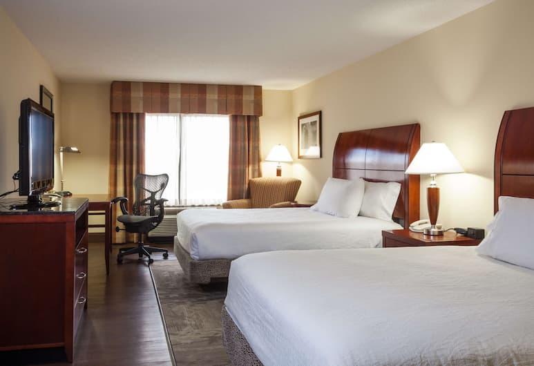 Hilton Garden Inn El Paso / University, El Paso, Duas camas Queen, Quarto