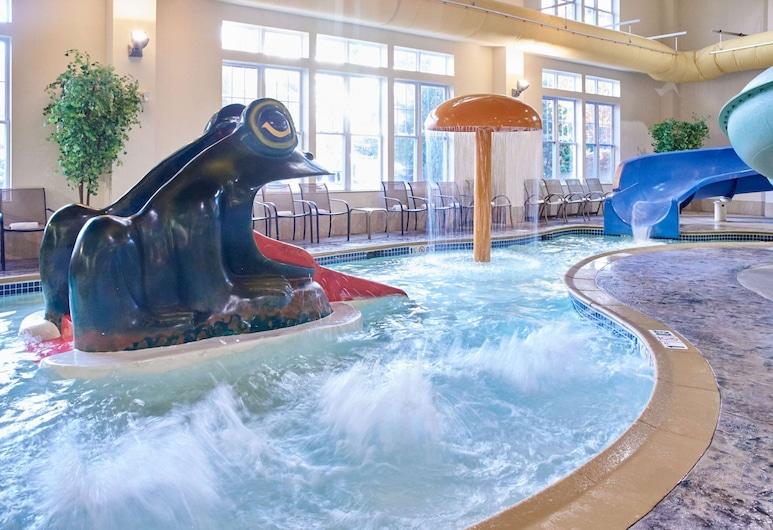 Hampton Inn & Suites North Conway, North Conway, Piscina