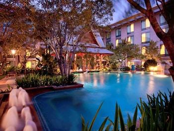 ภาพ โรงแรมโนโวเทล สุวรรณภูมิ แอร์พอร์ต ใน บางพลี