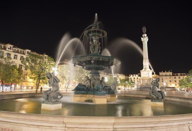 My Story Hotel Rossio, Lisbon, Kawasan Hartanah