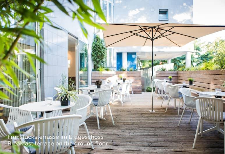 fjord hotel berlin, Berlin, Terasa/trijem