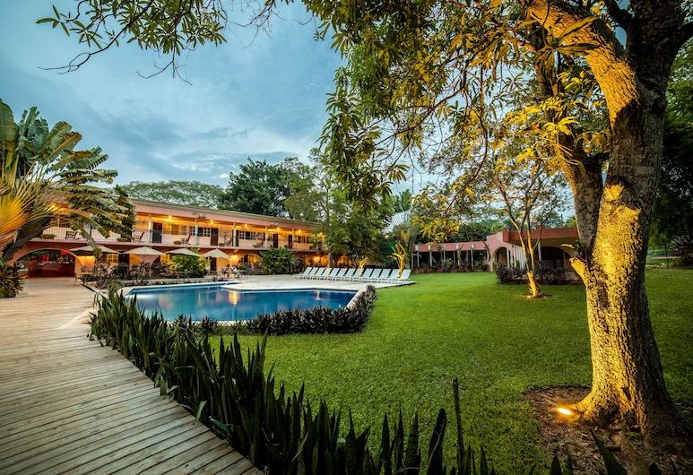 Hotel Chichen Itza, Tinum, Outdoor Pool