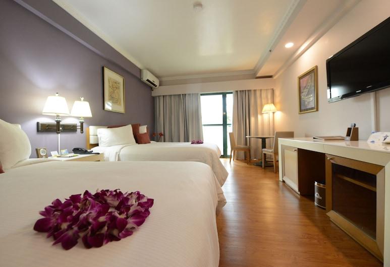 Days Inn Guam-Tamuning, Tamuning, Room, 2 Double Beds, Non Smoking, Guest Room