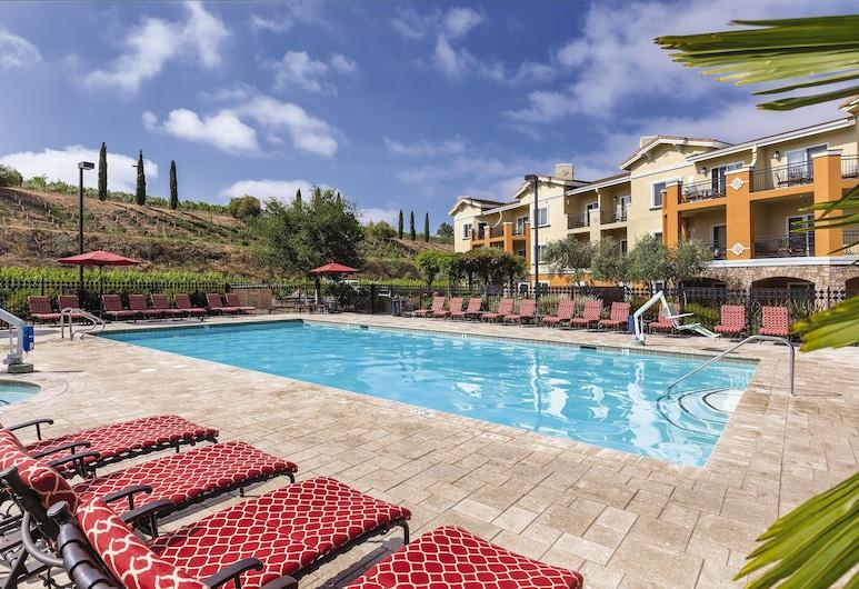 Vino Bello Resort, Napa, Piscina