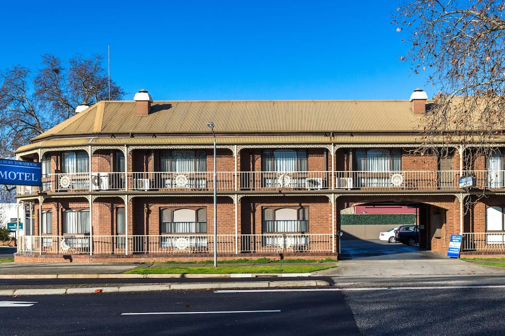 Albury Townhouse Motel