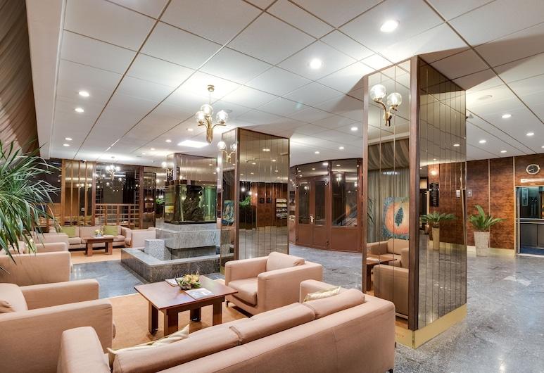 Premier Hotel Lybid, Kyiv, Sæti í anddyri