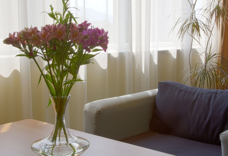 Hotel Triada, Sofia, Apartment, Living Area
