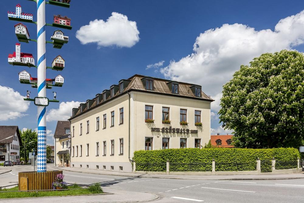 Hotel Gruenwald, Munich