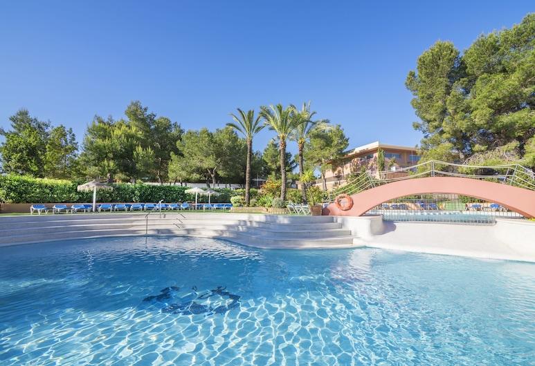 瑪爾阿曼提斯阿祖闌酒店 I 號和 II 號, 桑特霍塞普德薩塔萊阿, 泳池