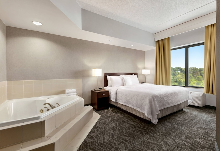 SpringHill Suites by Marriott Dulles Airport, Sterling, Apartmán typu Deluxe, masážna vaňa, Hosťovská izba