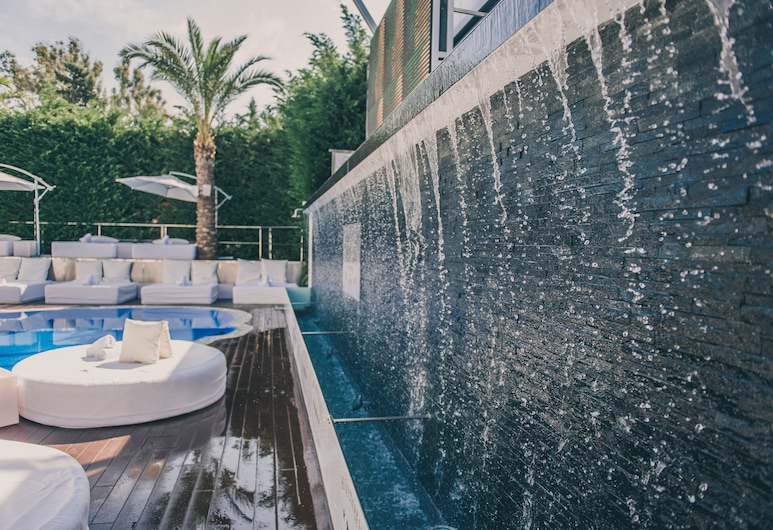 Sisu Boutique Hotel - Adults Only, Marbella, Buitenzwembad
