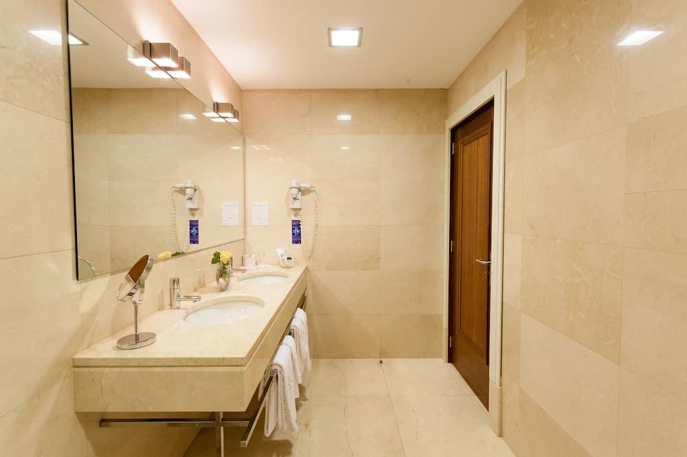 單人房 - 浴室洗手台