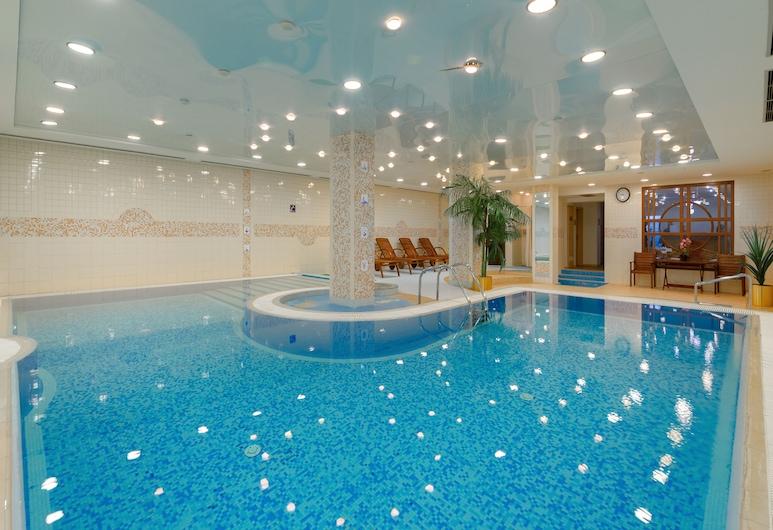 Peter 1 Hotel, Moskwa, Basen kryty