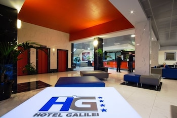 ピサ、ホテル ガリレイの写真