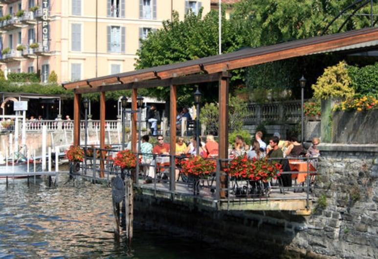 Hotel Excelsior Splendide, Bellagio, Udendørs spisning