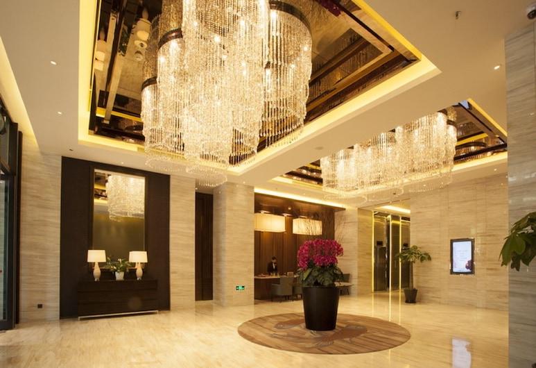 Lee Garden Service Apartment Wangfujing, Peking, Lobby
