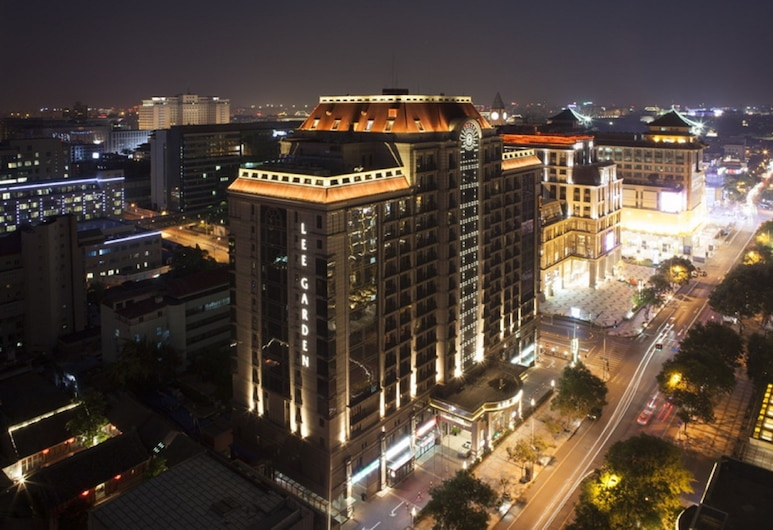Lee Garden Service Apartment Wangfujing, Пекин