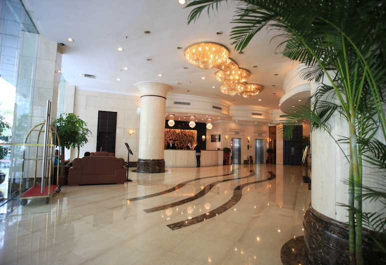 Shenzhen Kaili Hotel, Shenzhen, Lobby