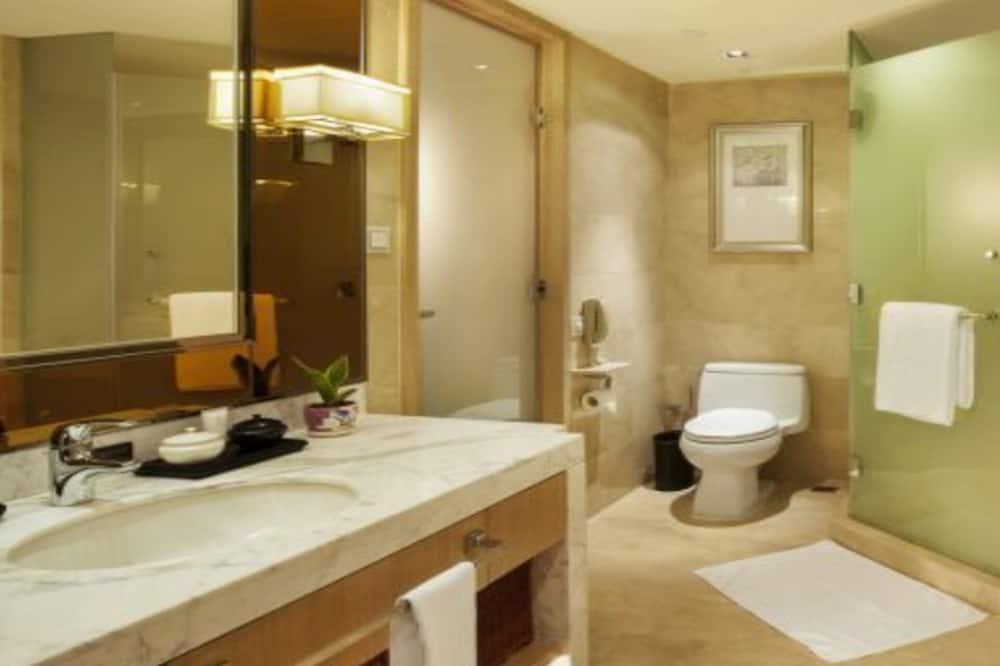 Двухместный бизнес-номер с 2 односпальными кроватями - Ванная комната