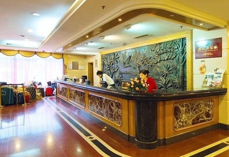 Friendship Hotel, Shenzhen, Lobi