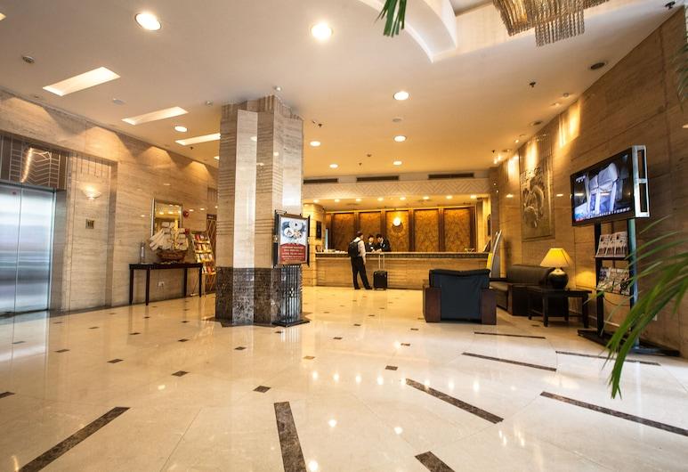 Mason Hotel Shanghai, Shanghai, Lobby