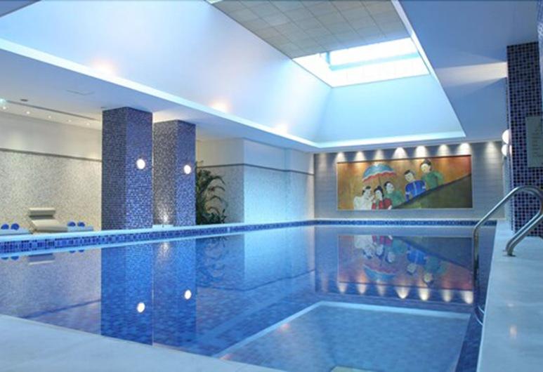 厚街海悅花園大酒店, 東莞, 室內游泳池