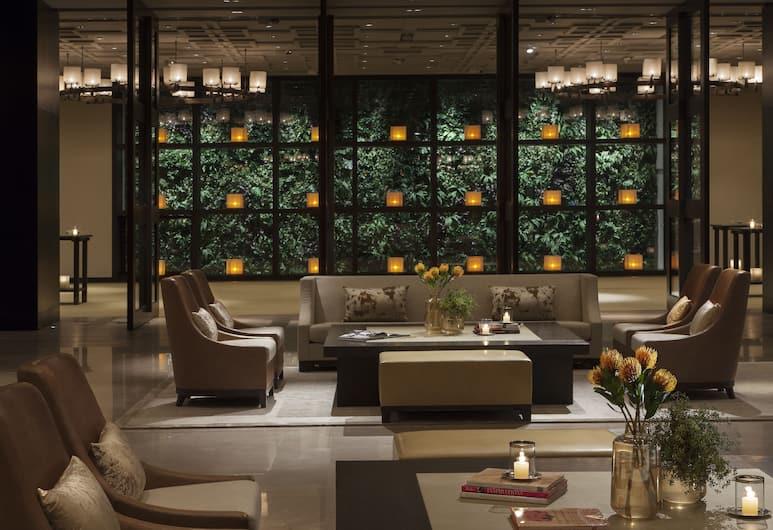 Rosewood Beijing, Peking, Hotelový salónik