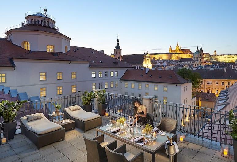 Mandarin Oriental, Prague, Prague, Suite Presidensial, 1 Tempat Tidur King, Kamar Tamu
