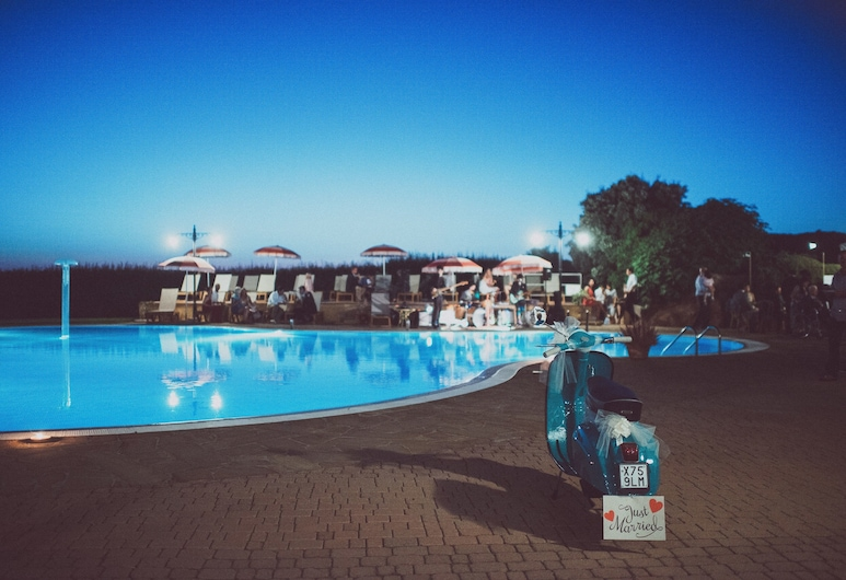 Hotel Lido degli Spagnoli, Portoscuso, Outdoor Pool