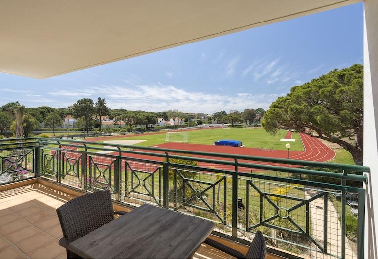 Victoria Sport&Beach Hotel, Albufeira, Apart Daire, 1 Yatak Odası, Oda manzarası