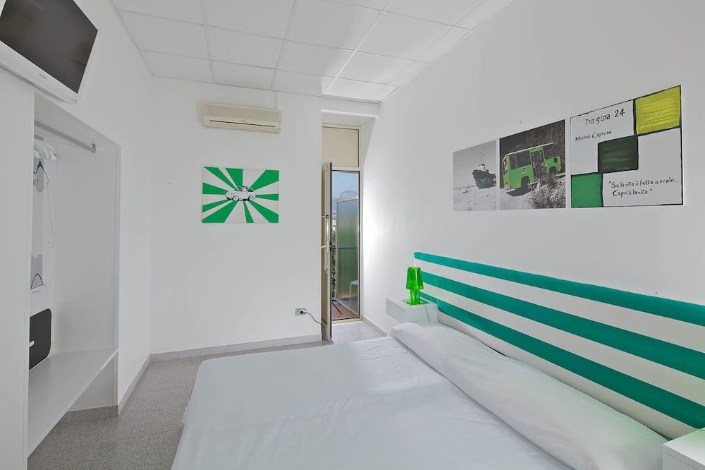 Standard-dobbeltværelse - udsigt til have - Haveudsigt