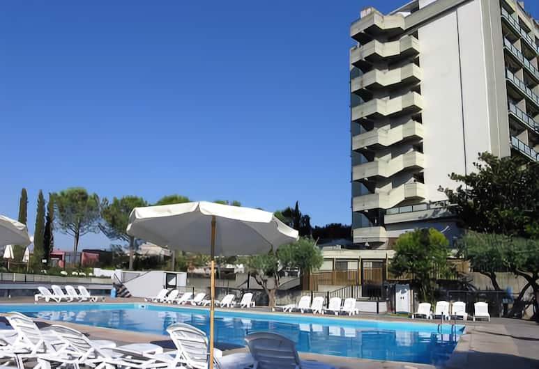 Quality Hotel Rouge et Noir Roma, Rom, Garten