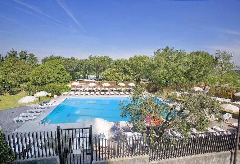 Quality Hotel Rouge et Noir Roma, Rom, Pool