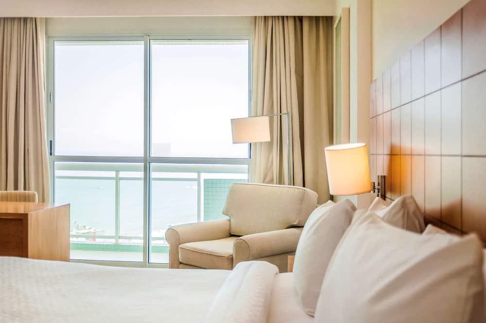 Room, 2 Katil Ratu (Queen), Partial Sea View - Bilik Tamu