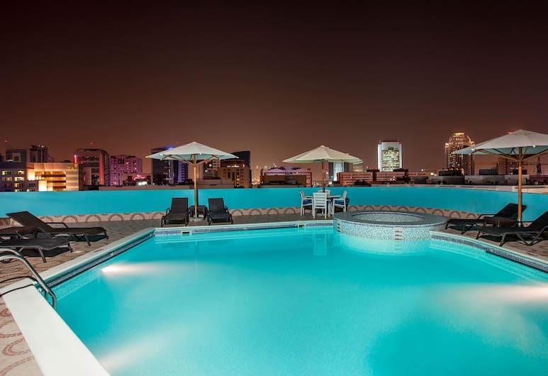 Flora Grand Hotel, Dubai, Udendørs pool