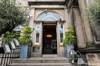 Bild vom Tigerlily in Edinburgh