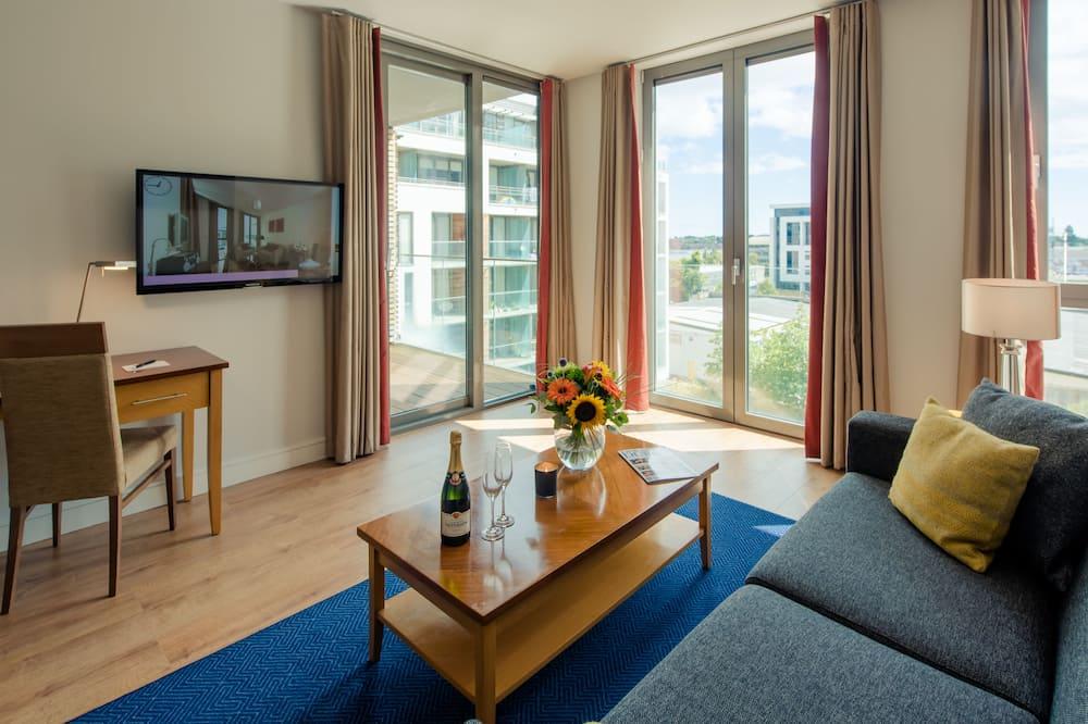 Стандартні апартаменти, 1 спальня - Вітальня