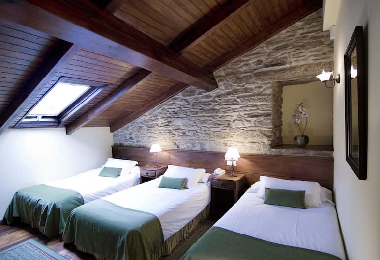 Hotel San Clemente, Santiago de Compostela, Double Room Single Use, Guest Room