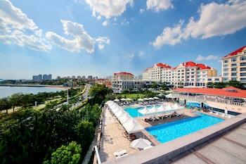 Foto Qingdao Seaview Garden Hotel di Qingdao