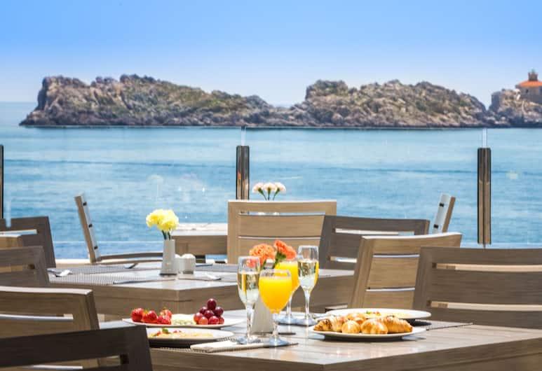 Hotel Neptun, Dubrovnik, Utendørsservering