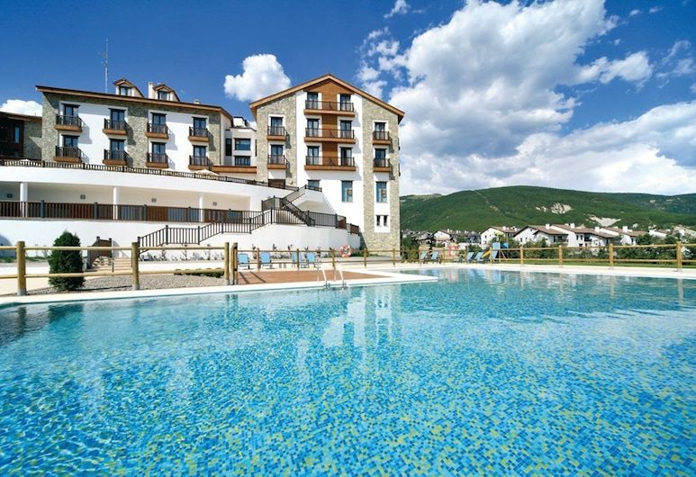 Hotel Golf & Spa Real Badaguás-Jaca, Jaca
